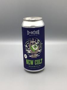 **LOCAL** Eleventh Hour - New Cult (16oz Can)